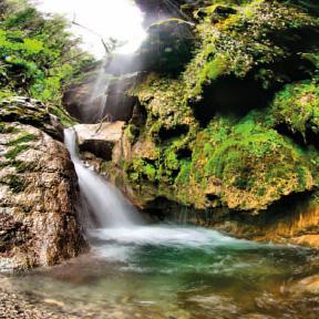 Amalfi ferriere's valley
